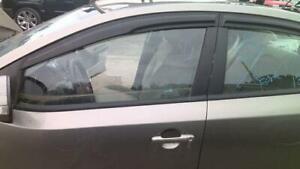 Front Door Glass Window KIA FORTE Left Driver 10 11 12 13