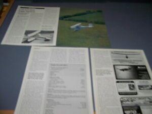 EAGLE AIRCRAFT DW-1 CROP DUSTER..HISTORY/DETAILS/PHOTOS/SPECS (370V)