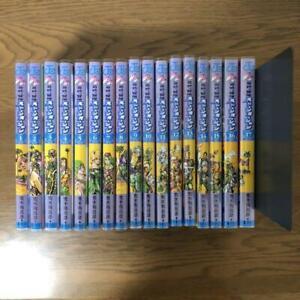 JoJo's Bizarre Adventure Stone Ocean Part 6 Vol.1-Vol.17 Full Anime Manga Comic