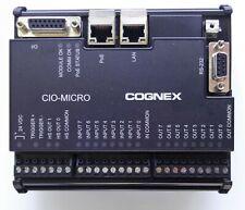 Cognex Vision In-Sight CIO-MICRO Controller 821-0016-2R B
