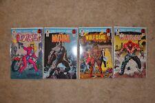 Comics Greatest World - Barbwire, Machine, Wolfgang, Motorhead
