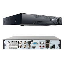 More details for 4 channel dvr 5mp cctv ultra hd 1920p digital video recorder vga hdmi bnc uk