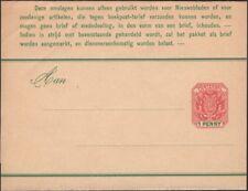 TRANSVAAL, 1899. Wrapper H&G 1, MInt
