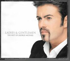 COFFRET 2 CD COMPIL 29 TITRES--GEORGE MICHAEL--LADIES & GENTLEMEN / THE BEST OF