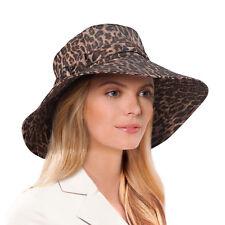 30abb9755e7 Eric Javits Luxury Fashion Designer Women s Headwear Hat - Kaya - Leopard