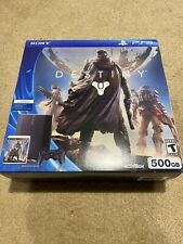 New Sealed Sony Playstation 3 Destiny 500GB Black Console Cech 4301c