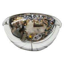 "Domes & Mirrors Onv-180-32 Half Dome Mirror, 32"" Diameter Pick Up Only"
