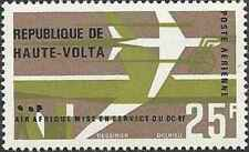 Timbre Aviation Haute Volta PA31 * lot 24964