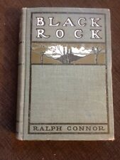 Black Rock A Tale Of The Selkirks Ralph Conner Hardcover George Adam Smith