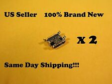 2 x Micro USB Charging Port Connector Samsung GT-S7580 S7582 S7582L S7275 S7272