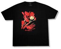 Paul Mccartney Birds Of Paradise Tour 2012 Black T Shirt New Official Beatles