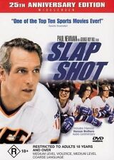 Comedy R Rated DVD & Blu-ray Movies Slap Shot