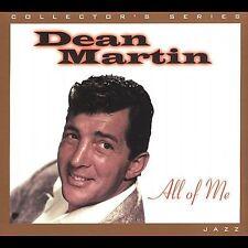 All of Me Dean Martin MUSIC CD