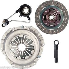 CLUTCH KIT WITH SLAVE fits 95-99 CHEVY CAVALIER PONTIAC SUNFIRE 2.2L 4cyl