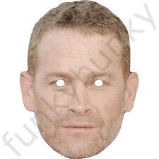 cinquante nuances de gris tous nos masques sont pré-découpées Jamie dornan célébrité carte masque