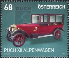 Austria 2017 Puch XII Alpenwagen/Cars/Motors/Motoring/Transport 1v (at1286)