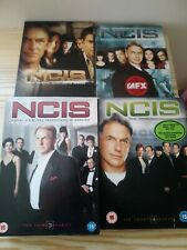 NCIS The Complete First Second Third Fourth 1 st 2 nd 3 rd 4 th Season DVD set