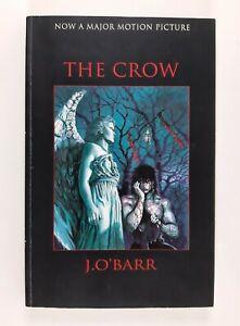 The Crow TPB J. O'Barr Second print (1994) Kitchen Sink Press Graphic Novel🔥