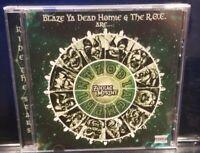 Zodiac Mprint - Ride the Stars GREEN CD r.o.c. blaze ya dead homie twiztid mne