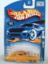 2002 Hot Wheels 123/240 2002 Hot Wheels Evil Twin