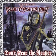 BLUE OYSTER CULT BEST OF DONT FEAR THE REAPER CD HEAVY ROCK 2000 NEW