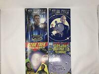 Lot of 4 Star Trek Comics TPB Paperback New Visions Strange New Worlds Discovery