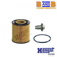 BMW MINI R50 R52 R53 OIL FILTER + O RING & SUMP PLUG 1.6 PETROL HENGST A1511