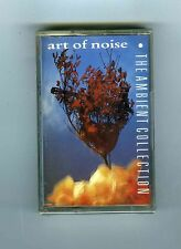 CASSETTE TAPE (NEW) ART OF NOISE AMBIENT COLLECTION