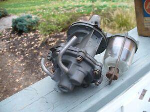 AC29597 FUEL/VACUUM PUMP FITS ALL MERCURY MODELS 1951-53: V8 FORD TRUCK 1948-53