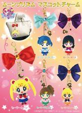 pre-order[Sailor Moon]sailor 5Warrior  Prism mascot 5p Plush Doll Ribbon charm