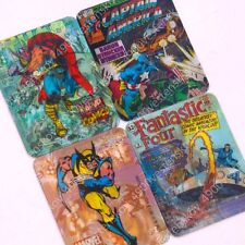 smilemakers Marvel Heroes Lenticular Flick-r Assorted Sticker 8 sheets