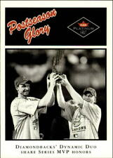 2001 Fleer Platinum BB #s 501-600 +Inserts (A1674) - You Pick - 10+ FREE SHIP