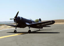 Dynam F4U Corsair 50'' Brushless PNF RC Airplane RETRACTS SERVOS MOTOR ESC A-RTF