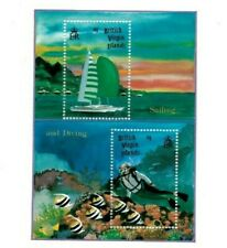 SPECIAL LOT British Virgin Islands 1993 770 - Tourism - 25 Souvenir Sheets -MNH