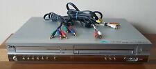 LG V8824W VCR DVD Combo Player 6 Head Hi Fi Stereo VHS Recorder w' AV cables