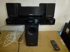 Sistema Hometheater Panasonic SA-PT170 - DVD/CD/radio/Hdmi + Control Remoto-Excelente Sonido