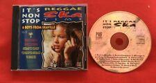 E 'S NON STOP REGGAE SKA TIME VOL 8 PMF90852-2UK 1994 OTTIME CONDIZIONI CD