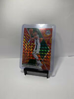2019-20 Panini Mosaic GIANNIS ANTETOKOUNMPO ORANGE REACTIVE PRIZM SP BUCKS!!