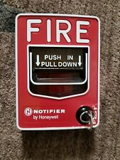 Notifier NBG-12LX Addressable Fire Alarm Pull Station