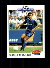 Radmilo Mihajlovic  FC Schalke 04  Panini Action Card 1992-93 + A 183113