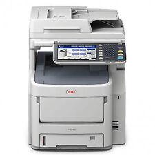 OKI Mc780dfnfax Color Laser Multifunctional Printer 45377015