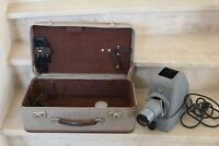 vintage projecteur zeiss ikon modèle IKOLUX (métal) avec valise