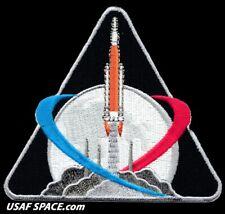 """Authentic ARTEMIS-1- EM-1 - ORIGINAL A B Emblem - NASA - 4"""" -SPACE Mission PATCH"""
