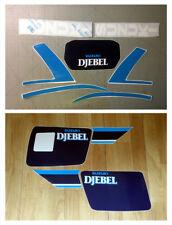 Suzuki DR 600 DJEBEL 1988  Kit completo - adesivi/adhesives/stickers/decal