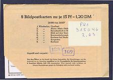 P 81   21. Auflage 8 Ganzsachen im Originalumschlag ungeöffnet !!!!!~⓰