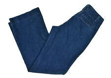 J.CREW Women's Straight Leg Stretch Denim Pants Size 31