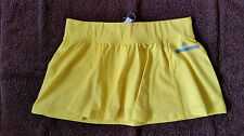 "Adidas Stella mcCartney tennis skirt XS - ""fresh lemo"" - NWT - RARE"