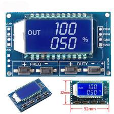 Generador de señal PWM frecuencia de pulso  LCD 1Hz-150 kHz 3.3 V-30 V