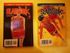 Slam Dunk - ed. Planet manga- numeri 9-10