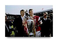 Tony Adams Signed 6x4 Photo Arsenal England Gunners Autograph Memorabilia + COA
